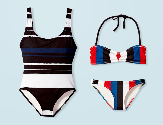 Up to 70 Off Swimwear feat. Solid & Striped at MYHABIT
