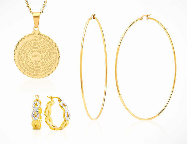 Up to 80 Off Jewelry incl. Stainless Steel at MYHABIT