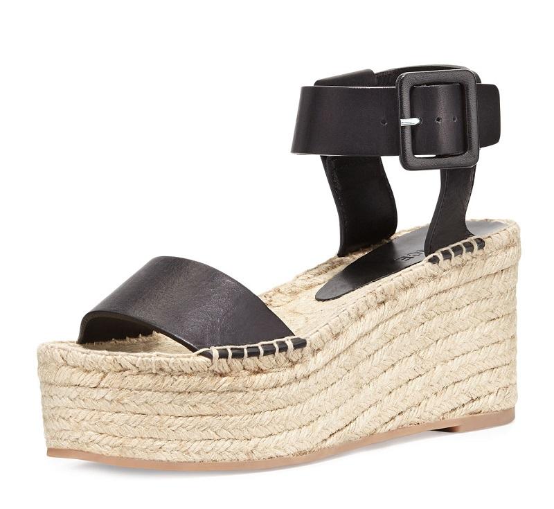 Vince Abby Platform Espadrille Sandal