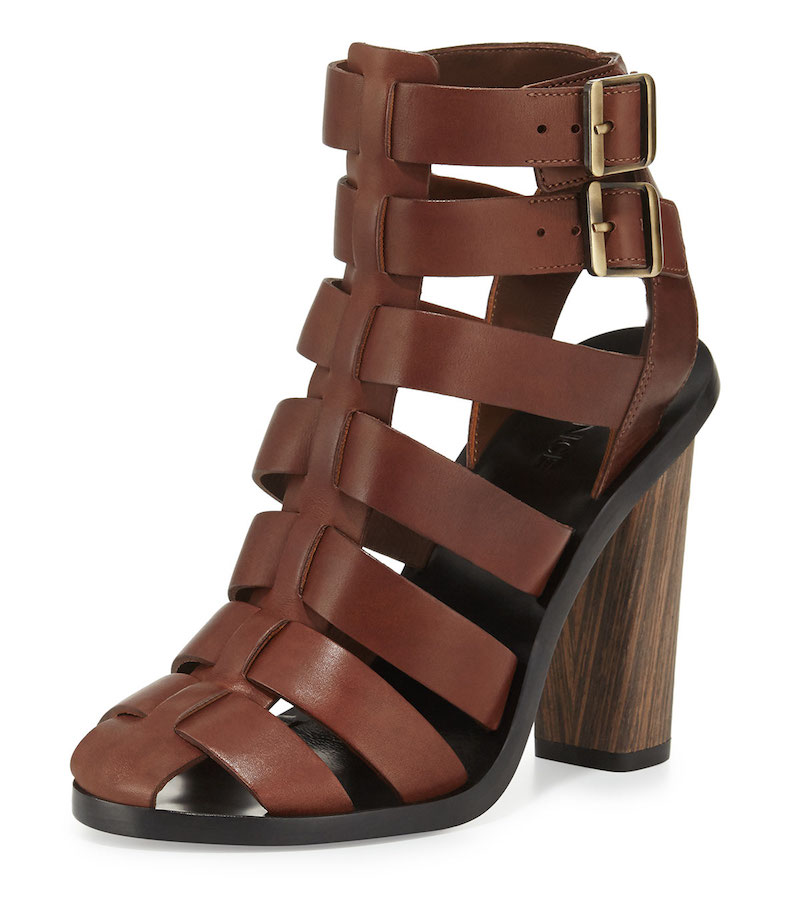 Vince Nicolette Strappy Leather Sandal