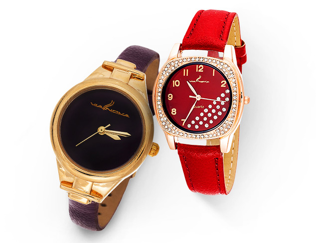 Watches feat. Via Nova at MYHABIT