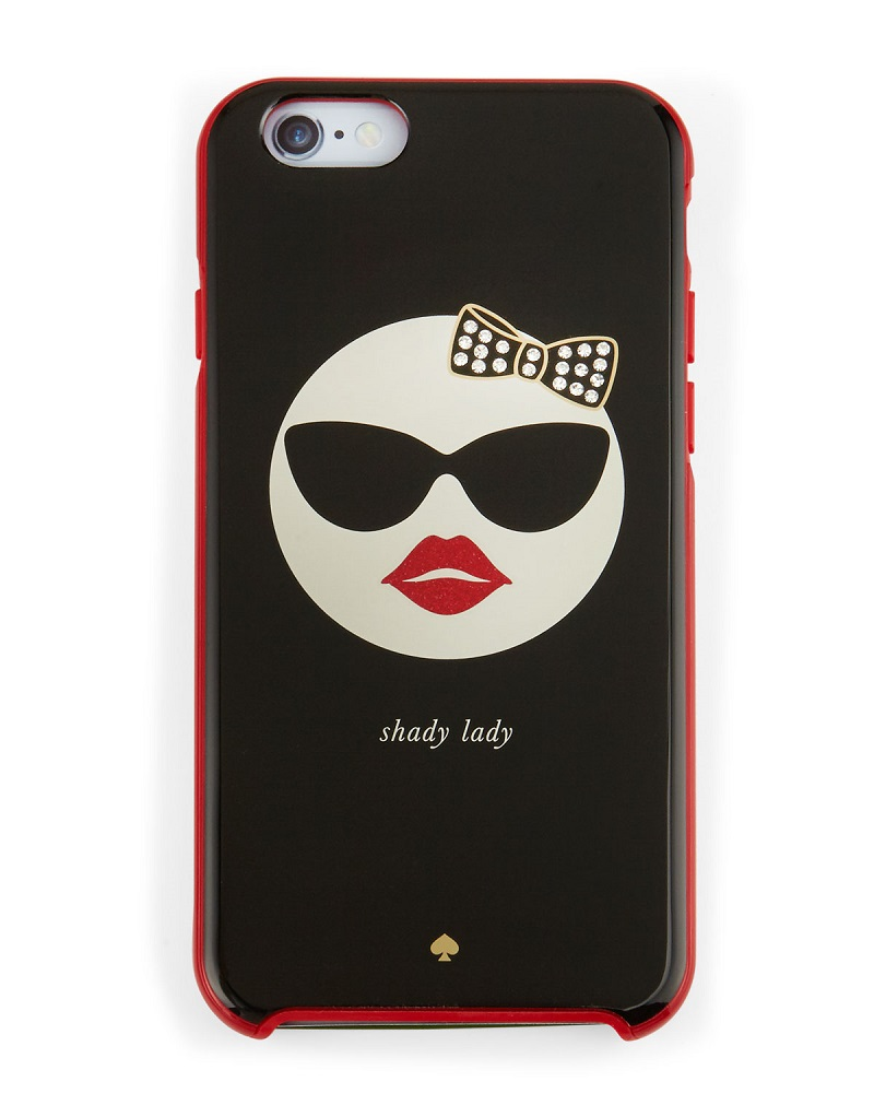 kate spade new york shady lady resin iPhone 6 case