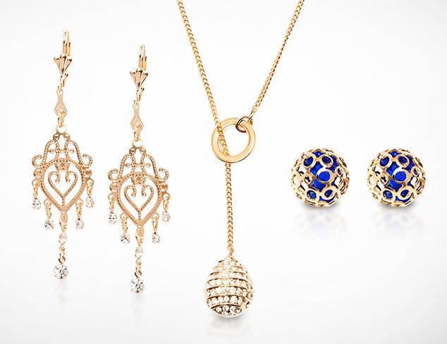80 Off Swarovski Elements Jewelry at MYHABIT