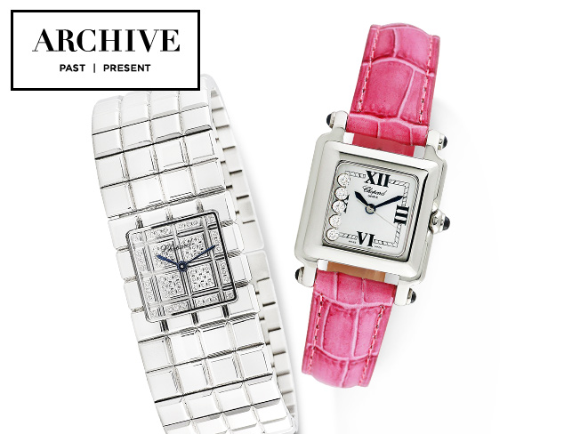 ARCHIVE Watches feat. Chopard at MYHABIT