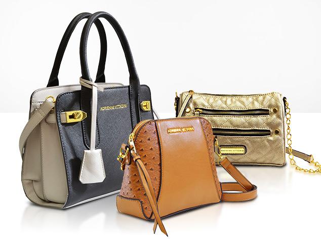 Adrienne Vittadini Handbags at MYHABIT