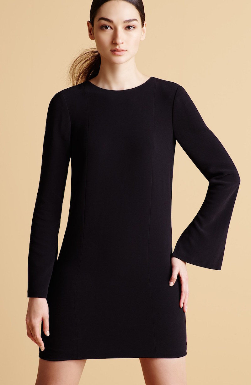 Alexander Wang Plunging Back Tunic Dress_1