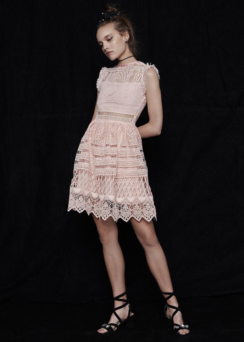 Alexis Sage Dress
