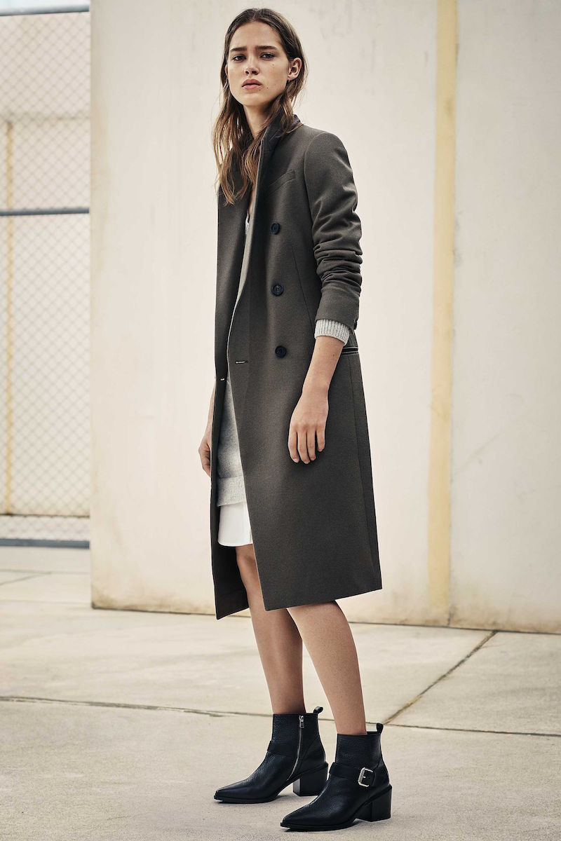 AllSaints Astrid Coat