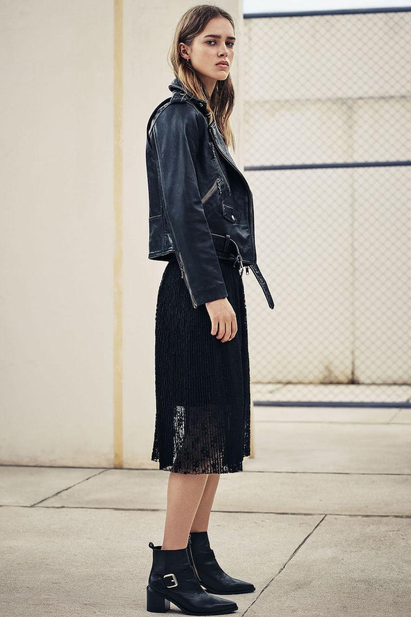 AllSaints Marela Skirt
