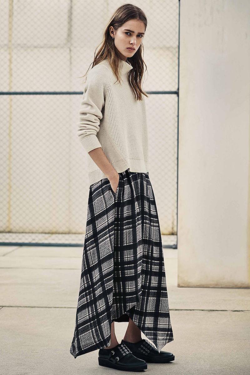AllSaints Tate Rocat Dress