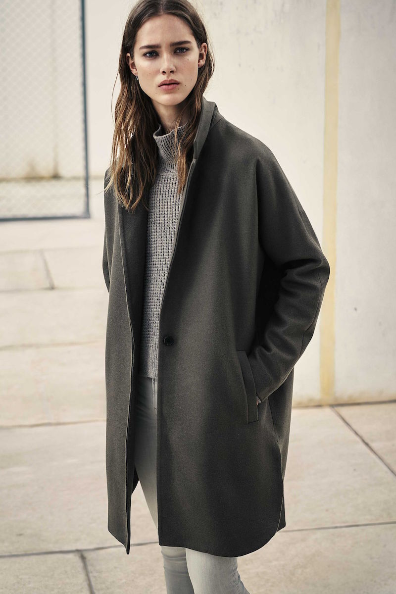 AllSaints Vine Coat