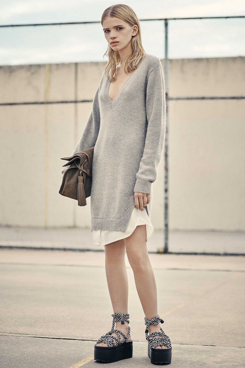 AllSaints Wick Dress