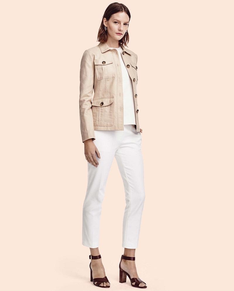 Ann Taylor Safari Jacket