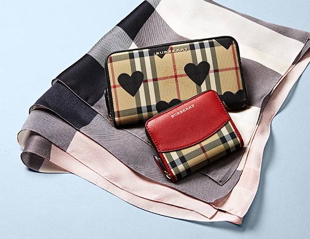 Burberry at MYHABIT