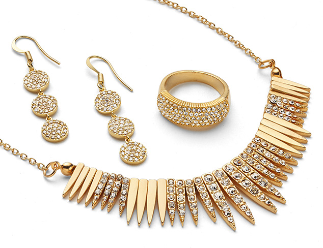 Chloe + Theodora Jewelry at MYHABIT