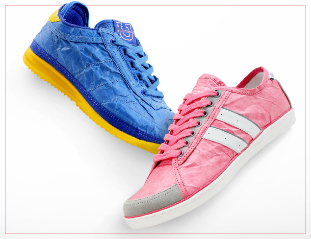 Colorful Kicks Fashion Sneakers at MYHABIT