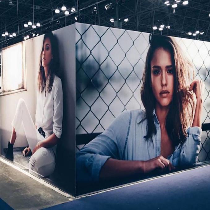 DL1961 Spring 2016 AD Campaign feat. Jessica Alba