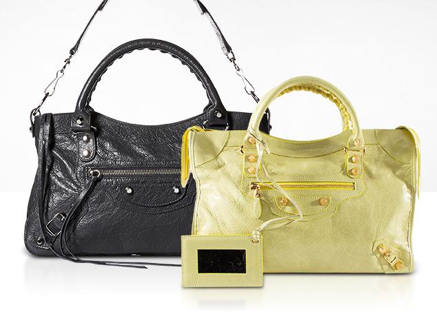 Designer Bags feat. Gucci & Balenciaga at MYHABIT