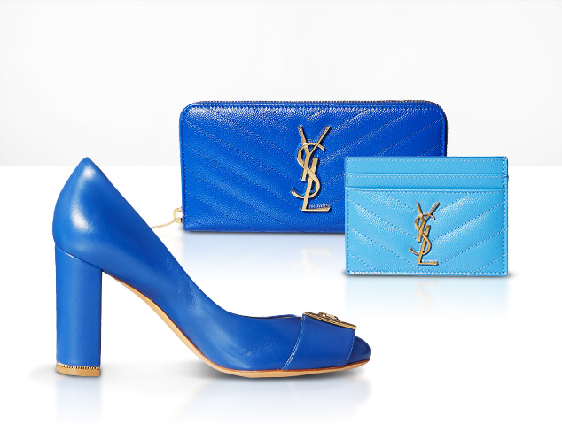 Designer Blues Shoes & Accessories at MYHABIT