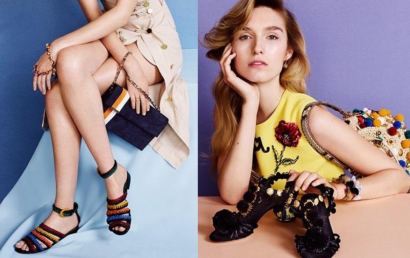 Dolce & Gabbana Italia is Love embellished sleeveless crepe dress (2)