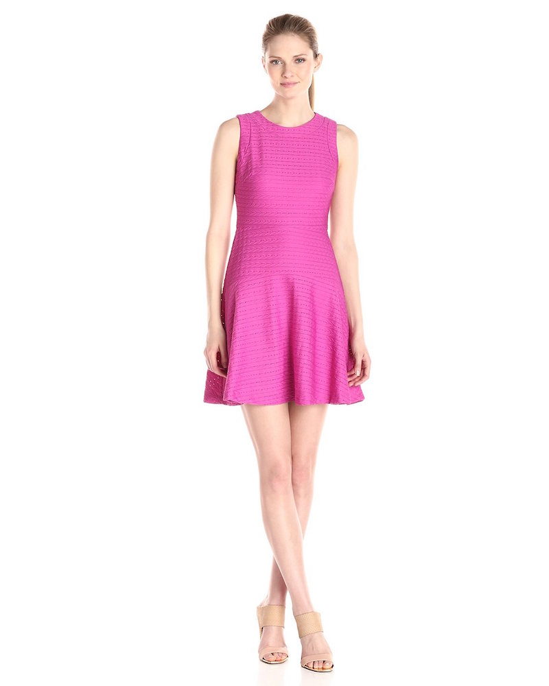 Donna Morgan Sleeveless Knit Dress