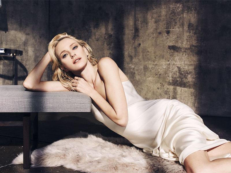 Dress by Saint Laurent