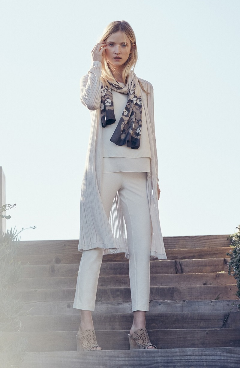Eileen Fisher Spring 2016 Lookbook At Nordstrom Nawo