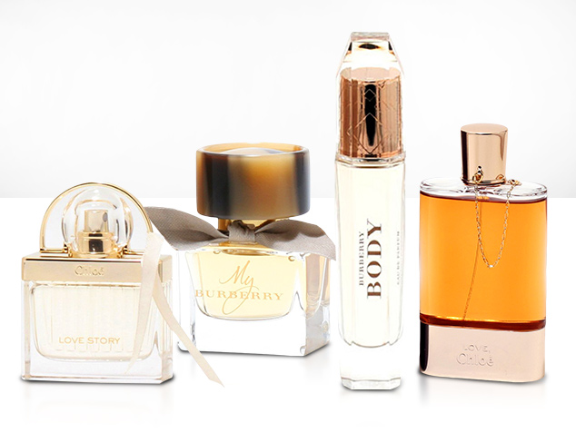 Favorite Fragrances feat. Chloe & Burberry at MYHABIT