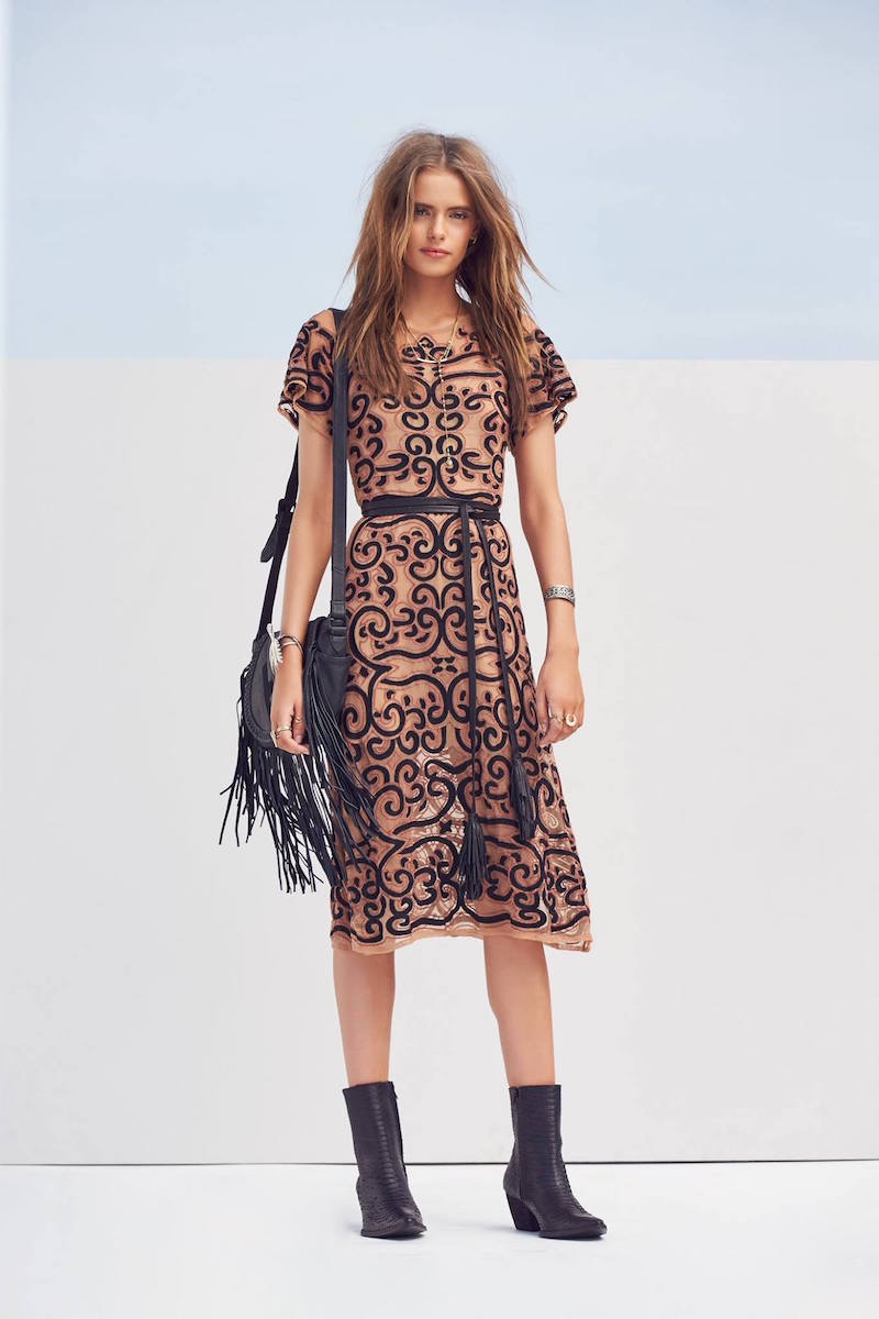 For Love & Lemons Antonina Dress