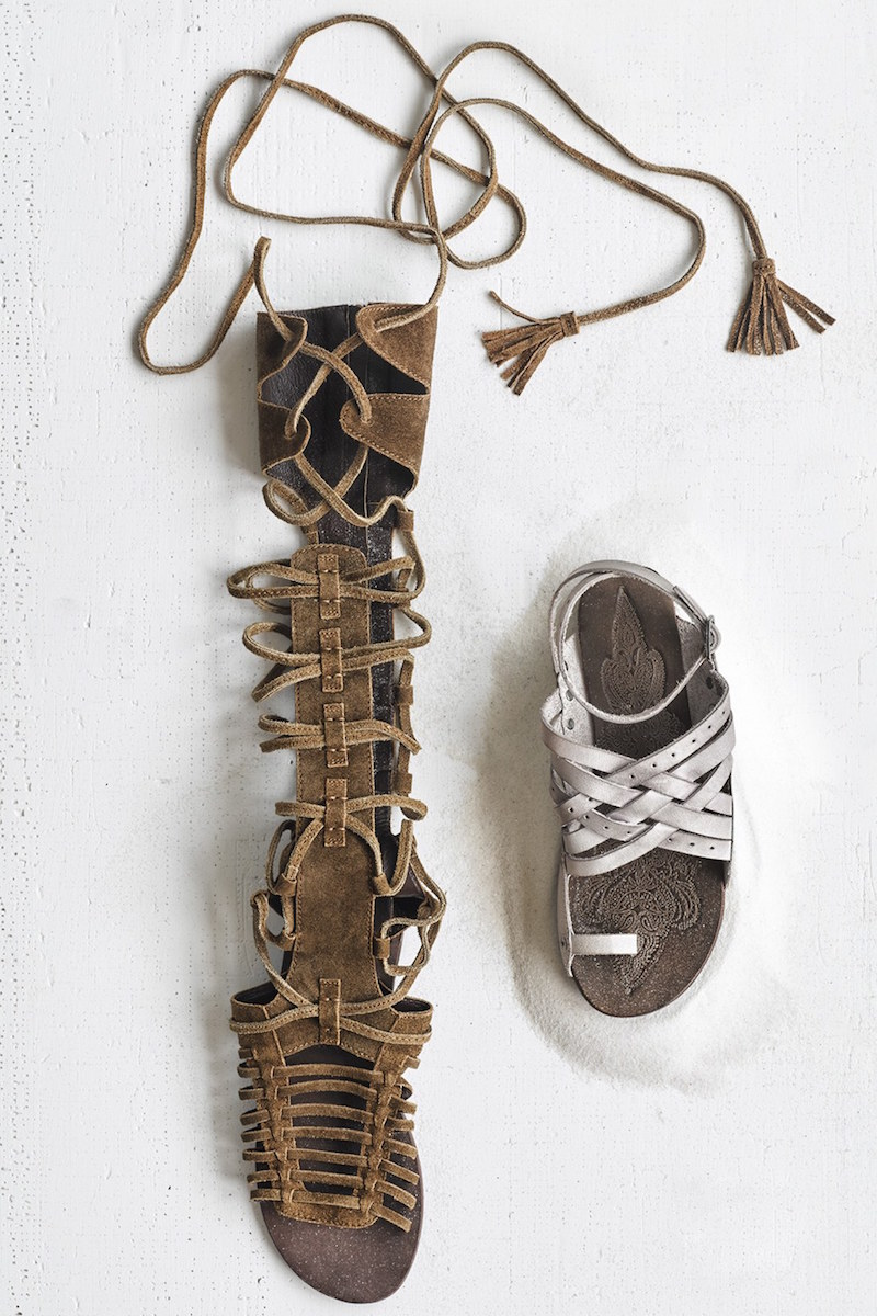 Free People Belize Flat Sandal