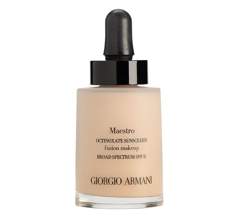 Giorgio Armani Maestro Fusion Foundation Broad