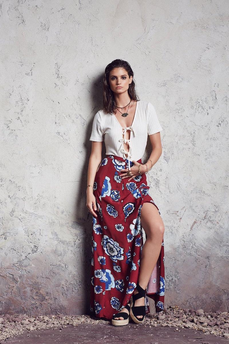 Glamorous Wrap Skirt