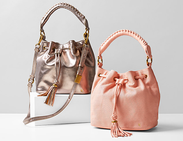 Handbags feat. Elliott Lucca at MYHABIT