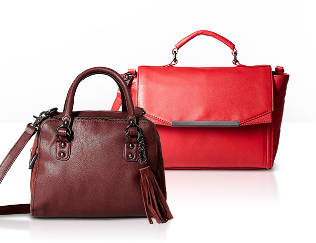 Handbags feat. French Connection at MYHABIT