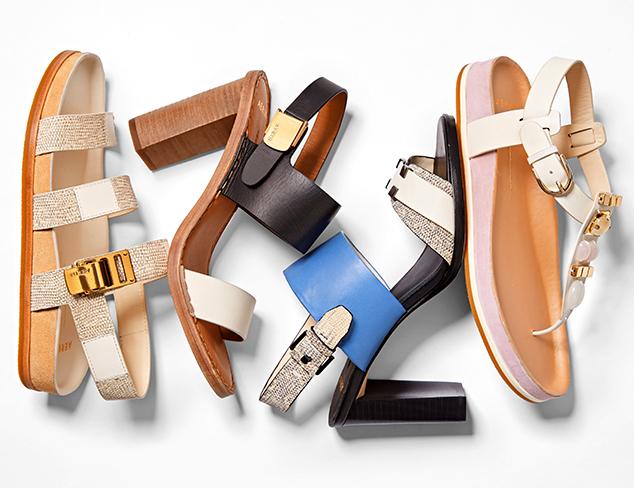 Higher Ground Dress Sandals at MYHABIT