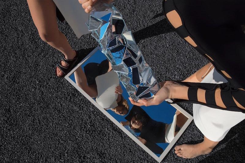 Isabel Marant Lenny Eyelet Suede Slide Sandals