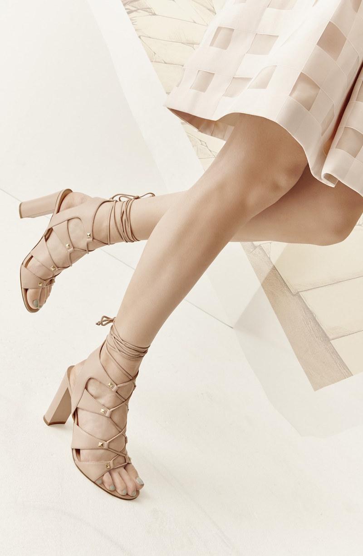 Ivanka Trump Kavita Lace-Up Sandal
