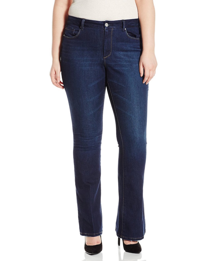 Jessica Simpson Plus-Size Uptown Slim Flare Marwood