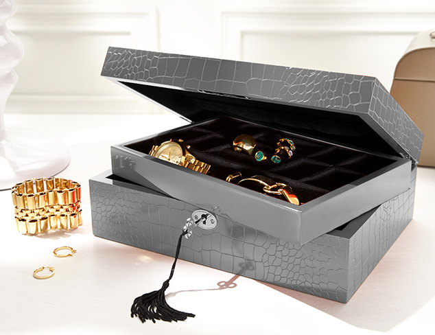Jewelry Boxes by WOLF & Bey-Berk at MYHABIT