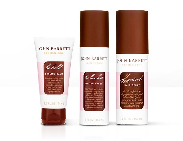 John Barrett Elementage Hair Care at MYHABIT