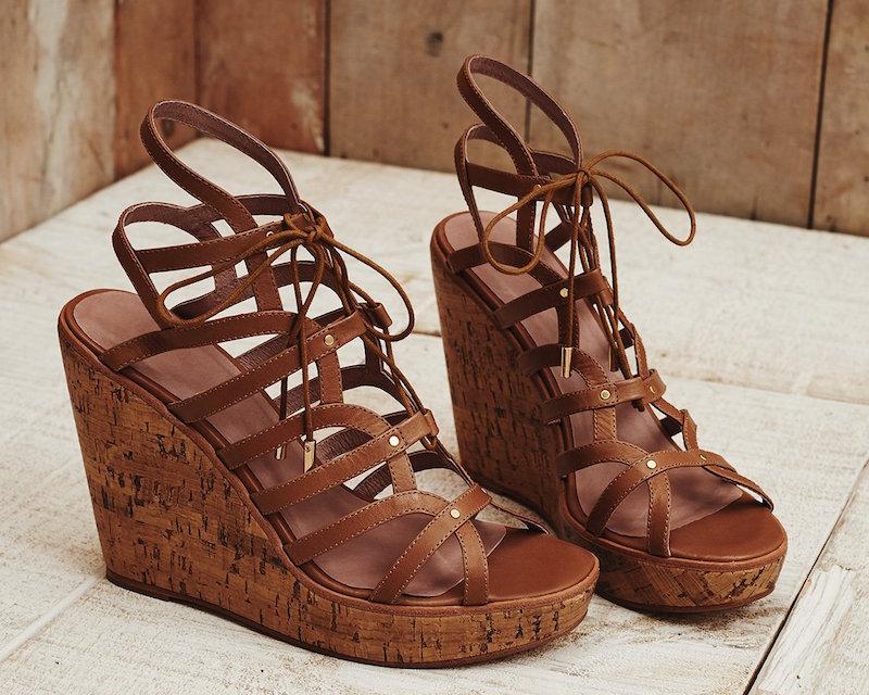 Joie Larissa Wedge Sandals
