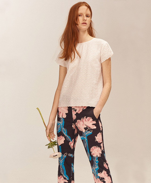 Jupe by Jackie Witter Top