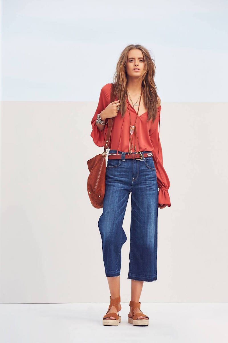 L'Academie The Boho Blouse