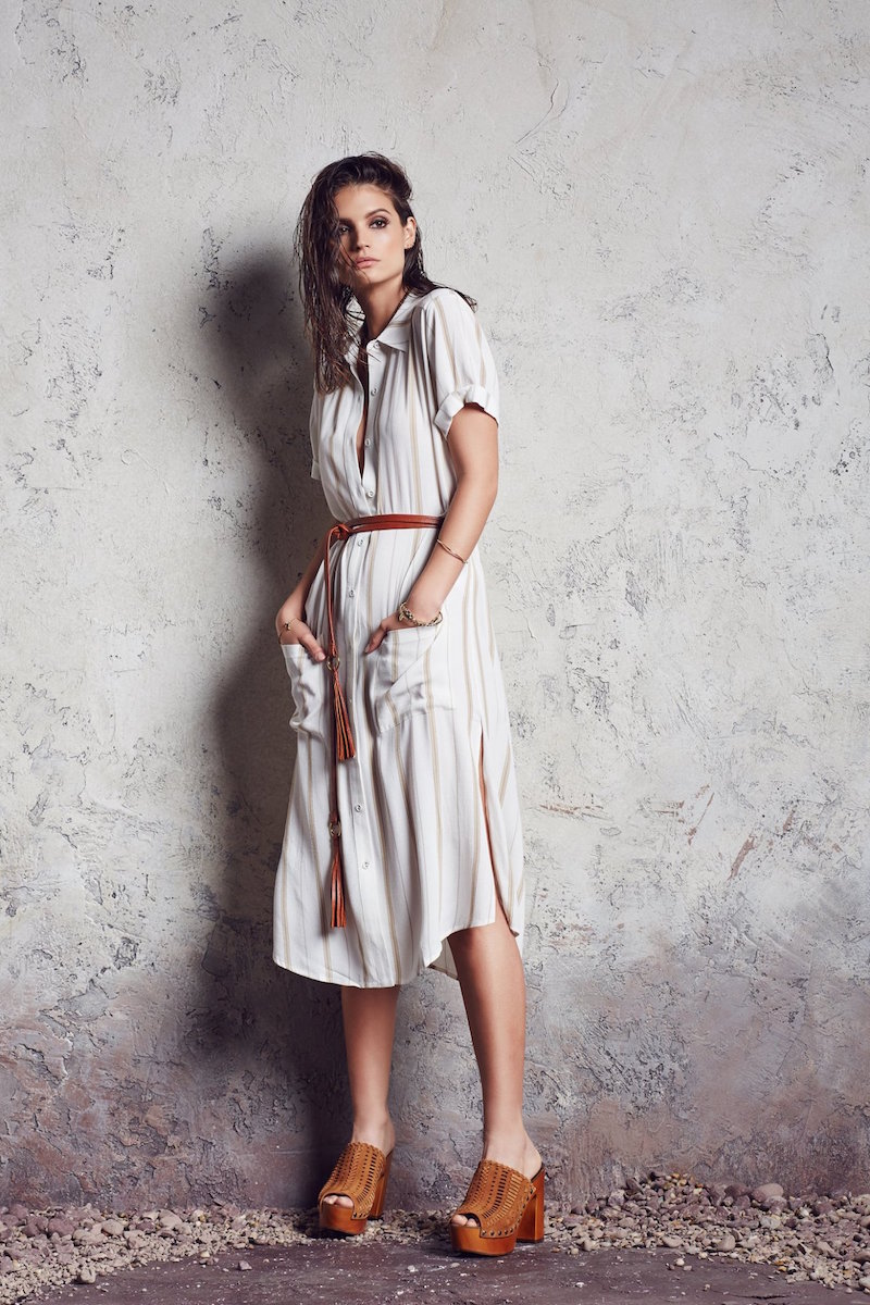 L'Academie The Shirt Dress