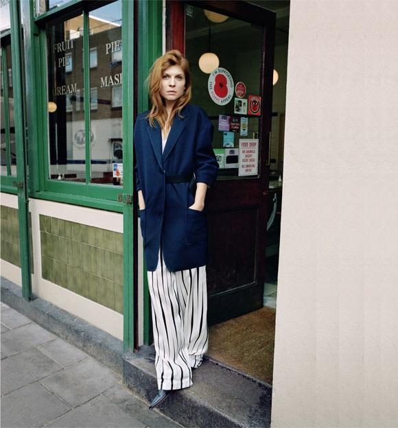 La Perla Striped silk-satin pajama set