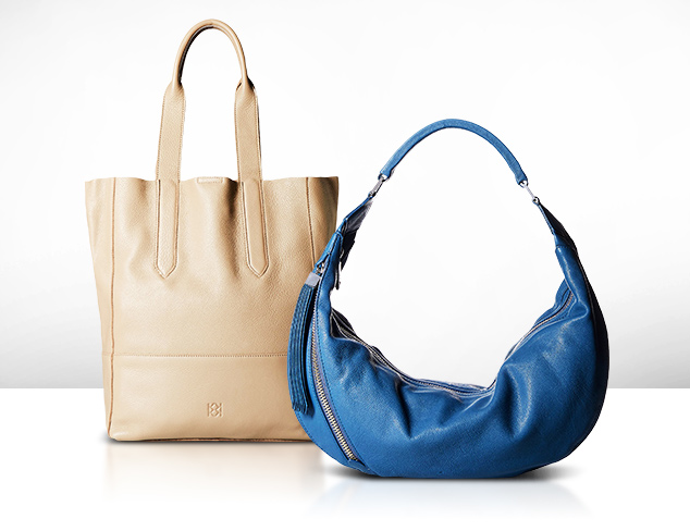 Leather Luxe Bags feat. Christopher Kon at MYHABIT