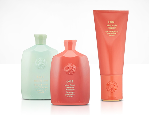 Lovely Locks Haircare feat. Oribe at MYHABIT
