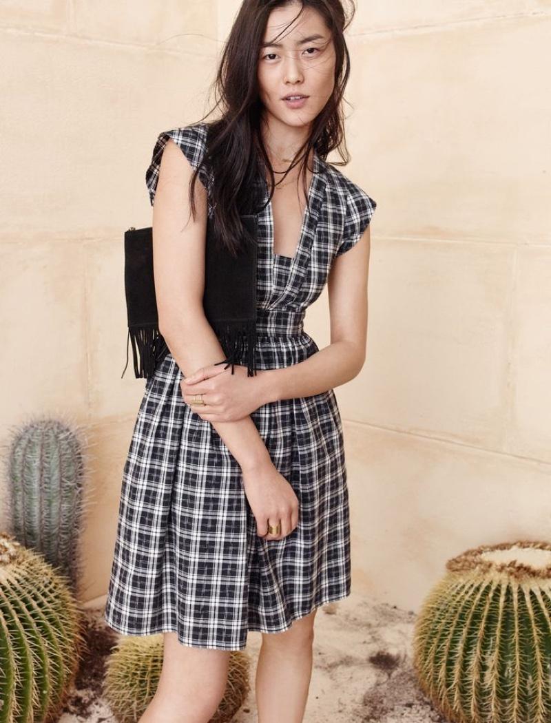 Madewell Nightbreeze Mini Dress