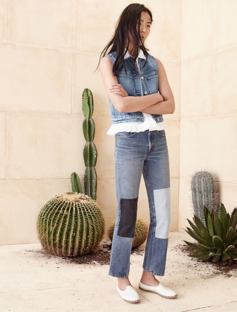 Madewell x B Sides Jeans