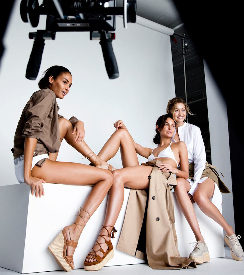 NORDSTROM Exclusive Stuart Weitzman Spring 2016 Campaign Video_1